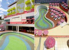 BAIRES Deco Design ... Diseño de Interiores, Arquitectura y Decoración en un solo Sitio!: Semiraris Hotel por Karim Rashid