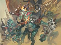 Don't miss this beautiful selection of Artworks by freelance Danish artist, Jesper Ejsing, featuring illustrations for Magic The Gathering, World Of Art Sombre, Character Art, Character Design, Character Portraits, Character Ideas, Goblin Art, Marshal Arts, Dark Artwork, Fantasy Artwork