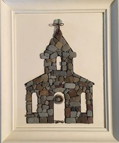 Original Art ~ Stone Chapel