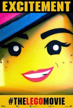 Excitement: The Lego Movie