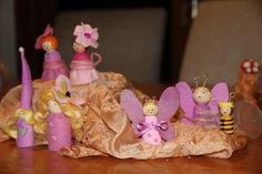Fairy Peg People