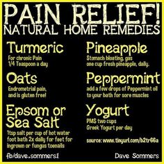 Natural remedies by Shilpa