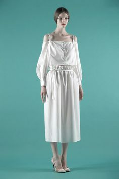 Vika Gazinskaya Spring 2014 Ready-to-Wear Collection Slideshow on Style.com