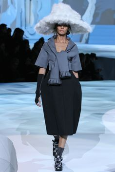 Marc Jacobs Fall 2012 Ready-to-Wear Fashion Show - Joan Smalls