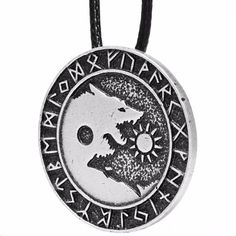 Check out our latest addition to NuRiSha Fashion's great product range at http://nurisha-fashion-beauty.myshopify.com/products/unisex-silver-tai-chi-yin-yang-wolf-amulet-pendant-necklace-with-rope-chain?utm_campaign=social_autopilot&utm_source=pin&utm_medium=pin