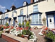 Oldroyd Guest House and Spa, Uttoxeter, Nr Alton Towers, Staffordshire, Bed & Breakfast England.