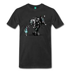 Bioshock Big Daddy - TShirt