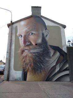 New Street Art by Smug One found in Waterford Ireland VIA WaterfordWalls…