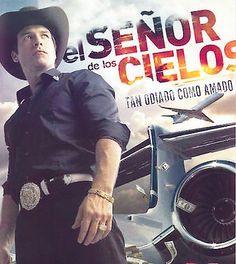 EL SEÑOR DE LOS CIELOS COLLECION EN 15 DVDS 74 CAPITULOS - http://hooligansentertainment.com/2014/02/09/el-senor-de-los-cielos-collecion-en-15-dvds-74-capitulos/