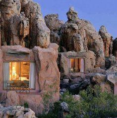 Cave Hotelen Cederberg Mountains Sudáfrica