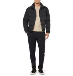 Bottega VenetaDown-Filled Quilted Jacket|MR PORTER