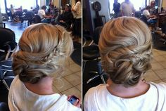 Good wedding/formal hair up do ideas! Hair and Make-up by Steph: Behind the Chair