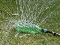 sprinkler idea