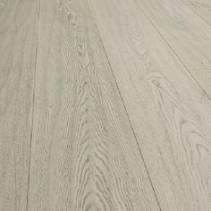 "White Oak Abruzzo 5/8"" x 9.5"" x 2-7' #1 Common 4mm Wear Layer Handscrape/Wired- Engineered Prefinished Flooring"