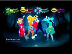 just dance 4 las ketchup asereje the ketchup song 5 stars just dance - Just Dance 3 Halloween