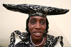 Damara Woman