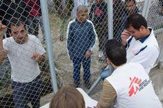 Oι Γιατροί χωρίς Σύνορα καταγγέλουν την ΕΕ για 'καταστροφική αποτυχία' στη διαχείριση της προσφυγικής κρίσης Doctors, Separate, Sports, Hs Sports, Pull Apart, Sport, The Doctor