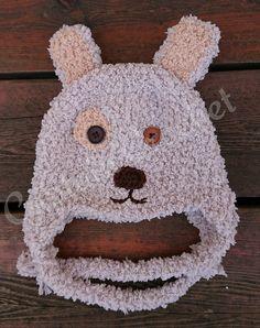 Bonnet laine peluche Creations, Crochet Hats, Boutique, Facebook, Fashion, Plush, Glove, Knitting Hats, Moda