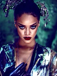 Rihanna Harper's Bazaar China April 2015