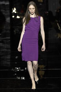 Zac Posen Fall 2007 Ready-to-Wear Fashion Show Collection