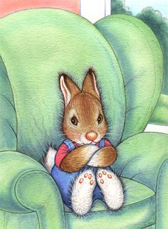 Lucinda McQueen - professional children's illustrator, view portfolio