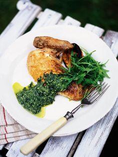 Pesto Chicken Recipe   Chicken Recipes   Jamie Oliver Recipes