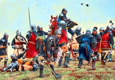 Battle of thirty- by Zvonimir Grbasic