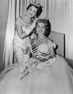 Photos from the first Miss America pageant to the present day…