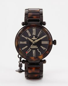 Vivienne Westwood | Vivienne Westwood Tortoiseshell Watch :) check out my blog handlethisstyle.com