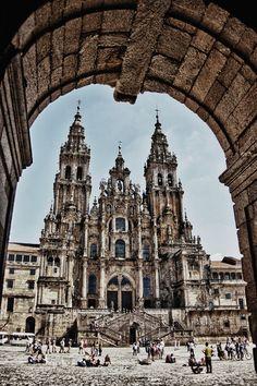 Blog de PACO LIMA: GALICIA - Santiago de Compostela