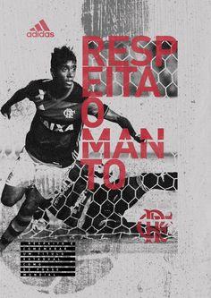 Alex Villena | Redator Sports Graphic Design, Graphic Design Posters, Typography Poster, Typography Design, Type Posters, Poster Prints, Soccer Poster, Affinity Designer, Sports Graphics