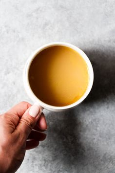 Bone Broth: What it is, why I drink it, and how to make it. – The Defined Dish