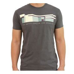 Getty Museum Entrance T-Shirt