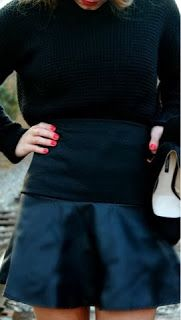 The Fashion Diaries: How to style all black