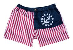 The Ensigns - Shorts by Chubbies