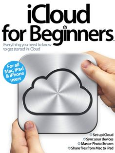 iCloud for Beginners...because I have no idea how the heck to work it books, artists, iphone 4s, craft, iphone tricks, apples, icloud for beginners, bakers, calendar