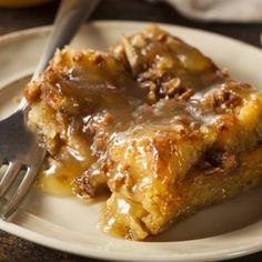 Apple Pecan Breakfast Casserole