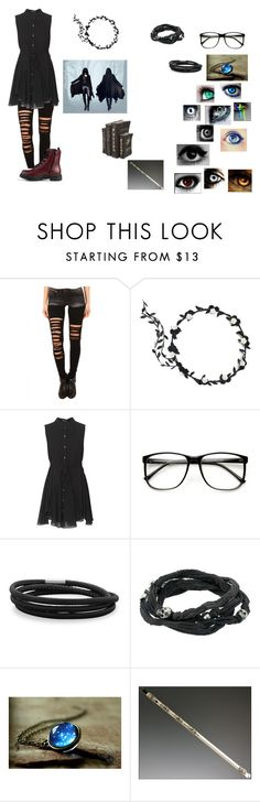 """""""Untitled #251"""" by melindaisinsane ❤ liked on Polyvore featuring R13, ZeroUV, BillyTheTree and King Baby Studio"""