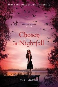 Chosen at Nightfall;  I just finished Chosen at Nightfall last night, well I stayed up until 2 am to finish it, but it was so good! Great ending to the Shadow Falls series, if you have not read them you should! Born at Midnight is the 1st one in the series. Chosen at Nightfall is scheduled to be released on April 23rd.