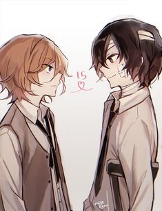 Just a reminder that we'll get a special novel for the upcoming Dead Apple movie about how Dazai and Chuuya first met. I'm so excited!