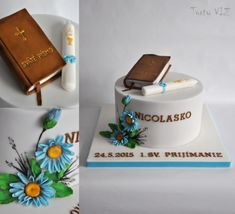 Cake for First Holy Communion - Cake by CakesVIZ