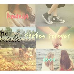 Fairlies Forever  // Amanda and Jess // Kingdom Keepers