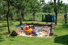 kinder sandspiel landschaft seite 1 gartengestaltung. Black Bedroom Furniture Sets. Home Design Ideas