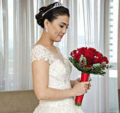 bridal bouquets by dangwa florist  wedding bouquet, bridal bouquet, wedding, flower arrangement, red bouquet