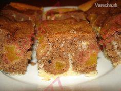 Jemná bublanina bez mlieka - recept   Varecha.sk Meatloaf, Cookies, Food, Basket, Crack Crackers, Biscuits, Essen, Meals, Cookie Recipes