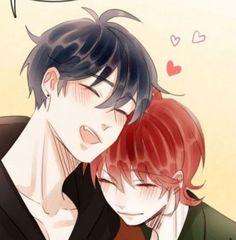 Manhwa, Bl Webtoon, Emo Boys, Anime Manga, Twins, Idol, Comics, Anime Stuff, Passion