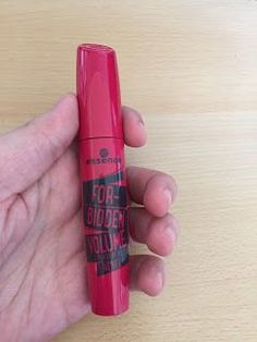 Review Essence for-bidden volume mascara rebel