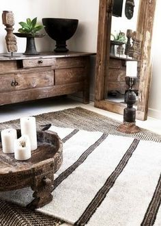 10 Exquisite Tips AND Tricks: Natural Home Decor Rustic natural home decor bedroom living rooms.Natural Home Decor Bedroom Beach Houses organic home decor living room coffee tables.Simple Natural Home Decor Rustic Kitchens. Rustic Rugs, Rustic Decor, Rustic Wood, Rustic Blue, Modern Decor, Home Decor Bedroom, Living Room Decor, Master Bedroom, Interior Tropical