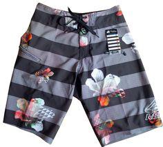 New Reef Men's Napoli Floral Boardshorts Swimwear Surf Shorts Size 30  Surfer Wear