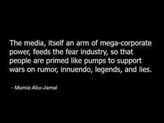 Mumia Abu Jamal quote fear conspiracy politics war terrorism illuminati-c50.jpg